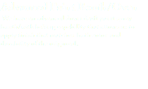 Advanced Paint Booth/Oven We have an advanced down draft paint spray booth/with baking capability that allows us to apply finish that matches both color and durability of the origional.